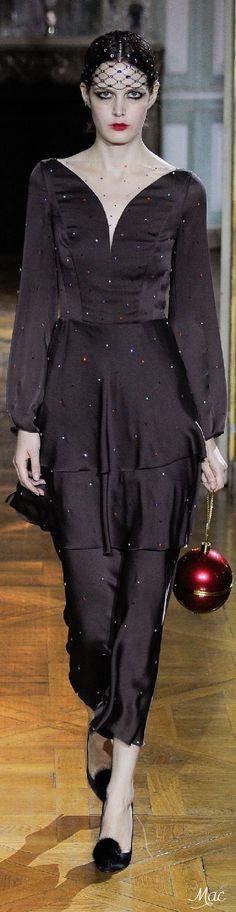 Fall 2015 Couture Ulyana Sergeenko
