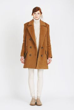 Joie Fall 2014 Ready-to-Wear Fashion Show