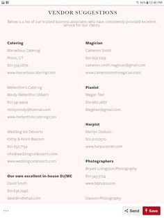 Event Planning Questionnaire | Template | Pinterest | Event decor ...