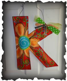 Any style lettering.painted to your liking Burlap Door Hangings, Burlap Art, Painting Burlap, Burlap Garland, Burlap Signs, Diy Letters, Wood Letters, Cute Crafts, Diy Crafts