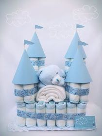 Planning a Baby Shower? 3 Tips For Throwing a Wonderful Baby Shower 14 Baby Shower Windel Geschenke & Dekorationen. Juegos Baby Shower Niño, Regalo Baby Shower, Baby Shower Crafts, Cheap Baby Shower, Shower Bebe, Baby Shower Diapers, Baby Shower Parties, Baby Shower Themes, Baby Boy Shower