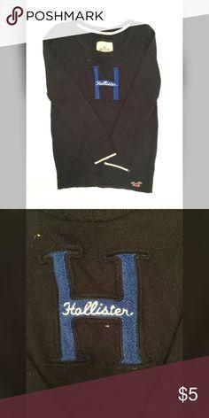 Selling this Varsity Sweater on Poshmark! My username is: eabuchholz. #shopmycloset #poshmark #fashion #shopping #style #forsale #Hollister #Sweaters