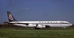 Olympic Airways (Greece) Boeing 707-351C