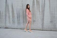 zosiarome: Pink on pink, sneakers Shoeshibar