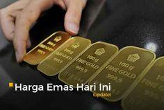 Harga Emas Hari Ini 25 Juli 2017 Rp 593.000 per gram