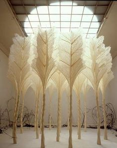 beautiful paper. This is an amazing installation.