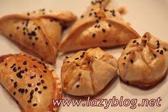 Lazy Blog: Empanadillas de tres sabores al horno