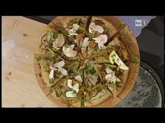 Gabriele Bonci - Pizza con patate pesto fagiolini e seppioline.avi - YouTube