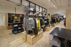 SUN68 loves Alssandria, negozio in via G. Migliara 31 #SUN68lovesAlessandria #SUN68 #stores #Alessandria
