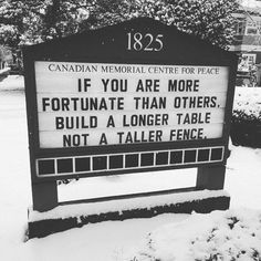 10 Genius Church Signs That Will Make You Laugh And Think Part The Words, Cool Words, Great Quotes, Me Quotes, Inspirational Quotes, Motivational, Spread Love Quotes, Snow Quotes, 2017 Quotes