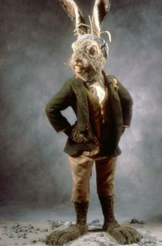 DREAMCHILD, The March Hare (1985) - created by Jim Henson's Creature Workshop