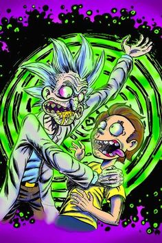 Amazing Unique Rick And Morty Retro Poster Rick And Morty Stuff Rick And Morty Time, Rick And Morty Quotes, Rick I Morty, Ricky And Morty, Rick And Morty Poster, Looney Tunes, Cartoon Posters, Arte Horror, New Poster