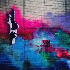 C215 _ Stencil, Mural _ Vitry Sur Seine, France