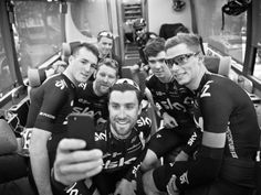 Team Sky | Pro Cycling | Paris - Roubaix | Latest News | Scott Mitchell's Paris-Roubaix Gallery