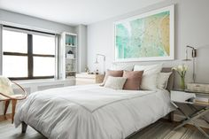 A Beachy Getaway on the Upper East Side | Décor Aid
