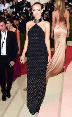 Olivia Wilde: met-gala-2016-red-carpet-arrivals