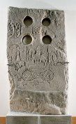 Fordoun cross-slab. (RCAHMS)