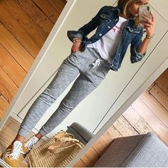 Comfy Easter 🐣💋 blouson Source by Fashion outfits Winter Fashion Outfits, Look Fashion, Fall Outfits, Womens Fashion, Zara Fashion, Fashion Trends, Casual Work Outfits, Mode Outfits, Business Casual Attire