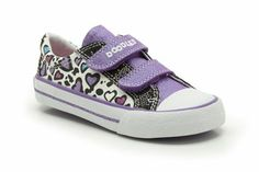 Girls Canvas Shoes - Glitter It Pre in Purple Fabric from Clarks shoes Purple Fabric, Glitter Shoes, My Little Girl, Clarks, Baby Shoes, Doodles, Girly, Canvas, Cute