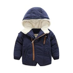 SPRMAG Kids Boy Winter Thick Warm Cotton Coat Hoodies Jacket Outwear 7-8T Navy. Good, lightweight fabric for winter. Style:Fashion,Casual,fur lining,Zip,turtleneck. Brand new with high quality. Very warm and popular,great gift for your baby. Amazon standard size chart is not our actual size .To make sure please refer to size detail listed in product description. Thank you!.