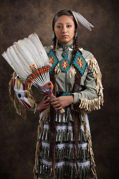 Jingle Dress Dancer by Craig Lamere #native American Indian #world #cultures