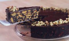 Un tort de biscuiti si crema de cacao cum nu ai mai mancat, o delicatesa
