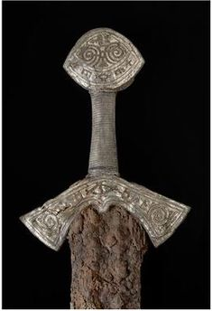 VIKING SWORD DISCOVERED IN NORWAY  OSLO, NORWAY—A sword from the late Viking Age…