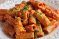 Healthy Pasta Sauce - This looks really good.