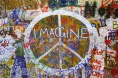 The Beatles John Lennon Imagine Peace Wall Poster Peace Poster, Poster On, Poster Wall, Poster Prints, Wall Plaques, Wall Signs, Hippie Posters, Music Posters, Black Light Posters