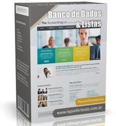 Lista 2017 Empresas . Escritórios . Consultórios . Profissionais . Escolas . Comércio . Brasil   Lista de Emails