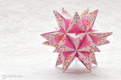 Origami Star - Brigh
