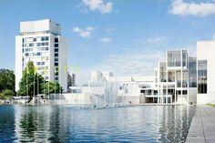 Tapiola, Espoo Cities In Finland, Urban City, Helsinki, San Francisco Skyline, Norway, Europe, Adventure, Architecture, Places