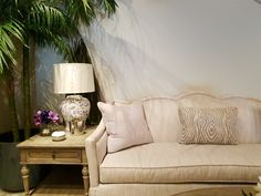 Luxury sofa | living room classic decor | classic decor | purple sofa | palm tree reflection | saudi furniture store    الصالة الكلاسيكية | النخيل | البنفسجي | الاثاث في السعودية | تنسيق الصالة | الأثاث الأمريكية | جلالي ديكور
