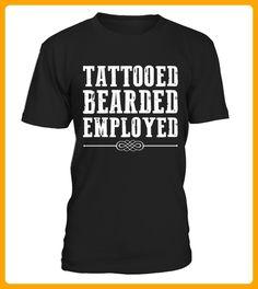 Tattooed Bearded Employed - Tattoo shirts (*Partner-Link)