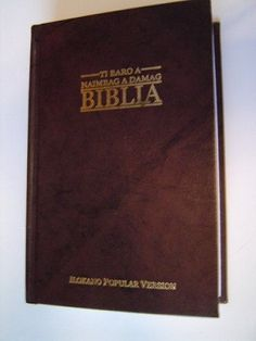 Naimbaga Damag Biblia, Ilokano - (Philippines) - Popular Version