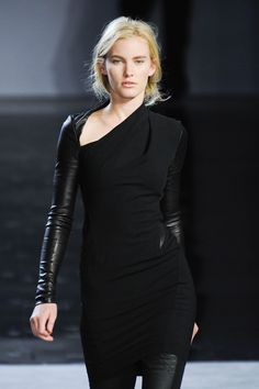 Helmut Lang at New York Fashion Week Fall 2012 - StyleBistro