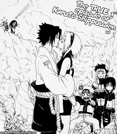 sakura and sasuke - Google Search