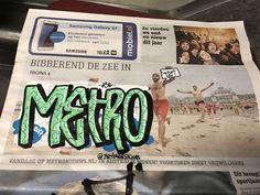 Find me on instagram.. @82timerbomb #MyMetro #PimpMyMetro #Pimped #Metro #Molotow #MolotowMarkers #TDF #TheDeadFly #TeamDeadFly #NBM #CBMK #CreaturesBeyondMeasuresKrew #ASH #Alkmaar #Schagen #Haarlem #Graffiti #StreetArt #GraffArt #Bombing #BombingArt #Bombingscience #Throwie #Blackbook