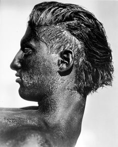 Herb Ritts;  Tony Ward  1986