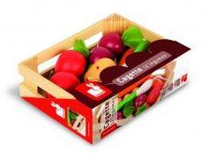 Cagette 12 Légumes Janod 05611 - Janod 05611 - Jeux dimitation - CKi le Roi Bruxelles - boutique + e-shop - jeux, jouets, livres en ligne
