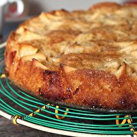French Apple Cake by David Lebovitz