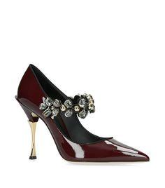 a84e61607f3 Dolce   Gabbana Patent Cardinale Mary Janes 105  1097 Dress Suits