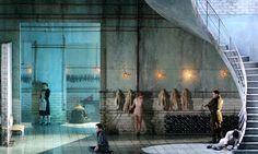 Salome by Strauss: Es Devlin design