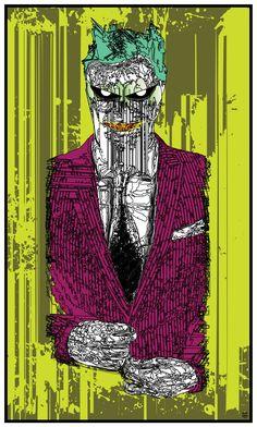 ZUEOKO420/JOKER Joker, Fictional Characters, The Joker, Fantasy Characters