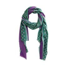 Barneys New York Flower Print Scarf
