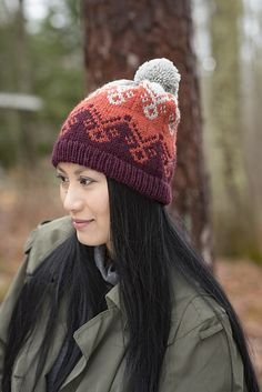 Ravelry: Clover Club Hat pattern by Thea Colman
