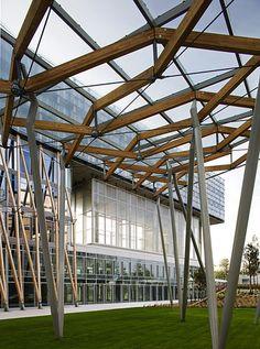 elm park: edifici a basso consumo energetico, dublino, irlanda, by bucholz mcevoy architects