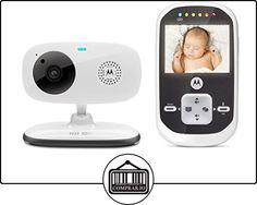 Motorola MBP662 Conexión Monitor de Bebé  ✿ Vigilabebés - Seguridad ✿ ▬► Ver oferta: http://comprar.io/goto/B0185ZW004