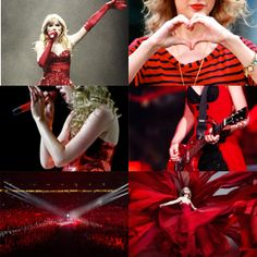 taylor- Red