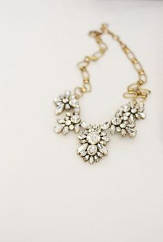 Statement necklace | theglitterguide.com